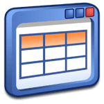 Windows-Table-icon